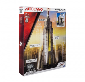 MECCANO EMPIRE STATE BUILDING 15306