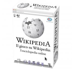 EDITRICE GIOCHI WIKIPEDIA: L'ENCICLOPEDIA ONLINE