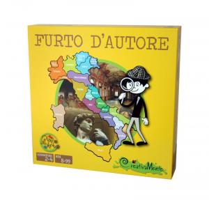 CREATIVAMENTE FURTO D'AUTORE UN GIALLO NELL'ARTE ITALIANA
