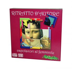 CREATIVAMENTE RITRATTO D'AUTORE - CAPOLAVORI AL FEMMINILE
