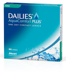 Dailies AquaComfort Plus Toric (90 lenti)