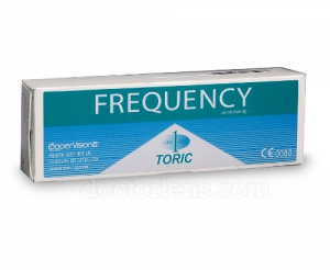 Frequency One Day Toric (30 lenti)