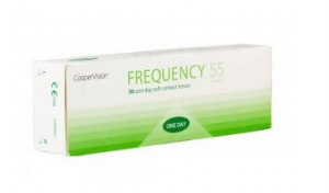 Frequency 55 One Day (30 lenti)
