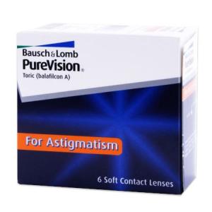 PureVision Toric (6 lenti)