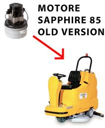 Sapphire 85 36 volt (OLD) Motore de aspiración Ametek para fregadora Adiatek