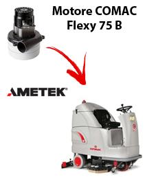 FLEXY 75B Motores de aspiración Ametek para fregadora Comac