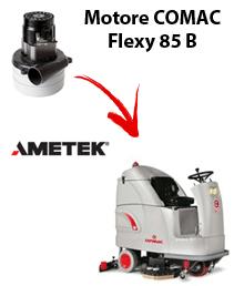 FLEXY 85B Motores de aspiración Ametek para fregadora Comac