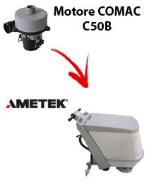 C50B  Motore de aspiración Ametek para fregadora Comac