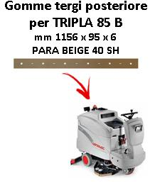 TRIPLA 85 B goma de secado trasero Comac