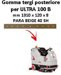 ULTRA 100 B  gomas de secado trasera Comac