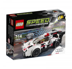 LEGO SPEED CHAMPIONS AUDI R18 E-TRON QUATTRO cod. 75872
