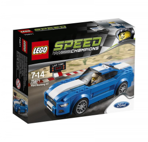 LEGO SPEED CHAMPIONS FORD MUSTANG GT cod. 75871
