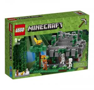 LEGO MINECRAFT IL TEMPIO NELLA GIUNGLA 21132