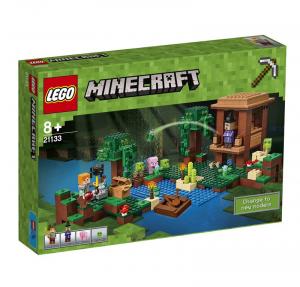 LEGO MINECRAFT LA CAPANNA DELLA STREGA 21133