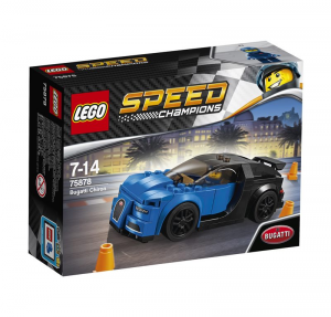 LEGO SPEED CHAMPIONS BUGATTI CHIRON cod. 75878
