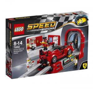 LEGO SPEED CHAMPIONS FERRARI FXX K E GALLERIA DEL VENTO cod. 75882