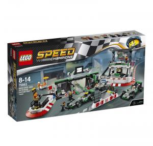 LEGO SPEED CHAMPIONS MERCEDES AMG PETRONAS FORMULA UNO TEAM cod. 75883