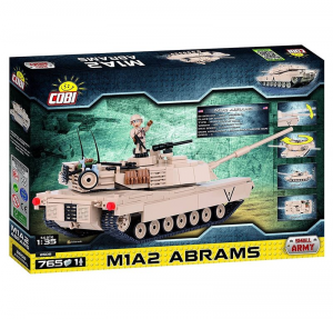 COBI AMERICAN MAIN BATTLE TANK 800PCS 094642/2608