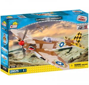 COBI AEROPLANO CURTISS P-40K WARHAWK 094471/5519