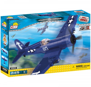 COBI AEROPLANO VOUGHT F4U CORSAIR 260PCS 094511/5523