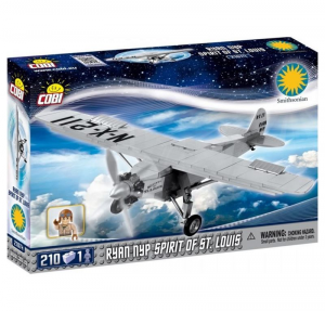 COBI AEREOPLANO SMITHSONIAN SPIRIT OF ST. LOUIS  200PCS 094630/21074