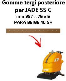 JADE 55 C goma de secado trasero Adiatek