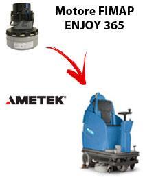 ENJOY 365  Motore de aspiración Ametek para fregadora Fimap