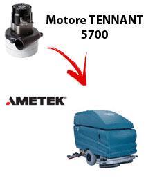 5700 Motore de aspiración Ametek para fregadora TENNANT