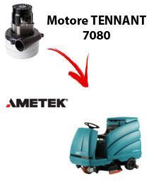 7080 Motore de aspiración Ametek para fregadora TENNANT