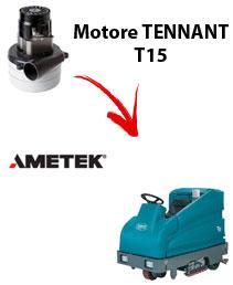 T15 Motore de aspiración Ametek para fregadora TENNANT