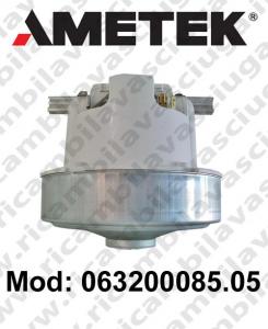 Motores de aspiración 06300085.05 AMETEK para aspiradoras