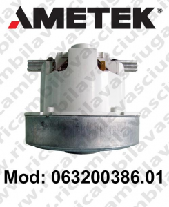 Motores de aspiración 063200386.01 AMETEK para aspiradoras