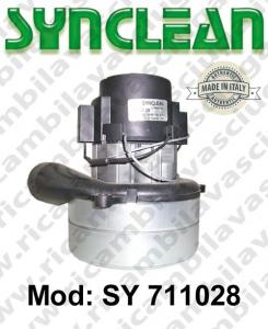 Motore de aspiración SY 711028 SYNCLEAN para fregadora y aspiradora