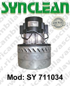 Motore de aspiración SY 711034 SYNCLEAN para fregadora y aspiradora