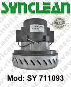 Motore de aspiración SY 711093 SYNCLEAN para fregadora y aspiradora