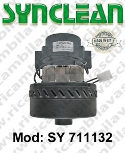 Motores de aspiración SY 711132 SYNCLEAN para fregadora