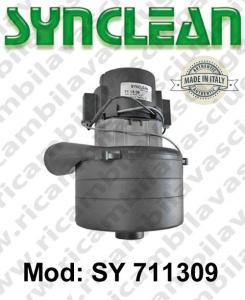 Motore de aspiración SY 711309 SYNCLEAN para fregadora y aspiradora