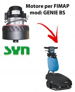GENIE BS Motore de aspiración SYN para fregadora Fimap