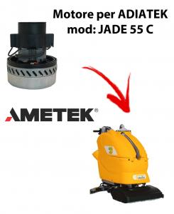 JADE 55 C Motores de aspiración Ametek Italia  para fregadora Adiatek