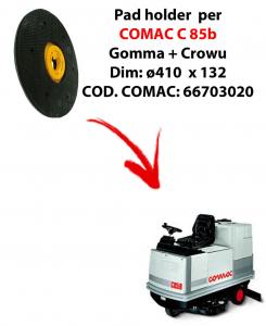 Discos de arrastre ( pad holder) para fregadora COMAC C 85.