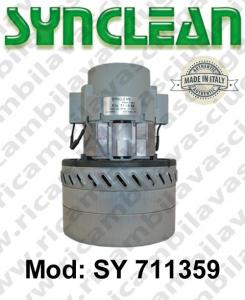Motore de aspiración SY 711359 SYNCLEAN para fregadora y aspiradora