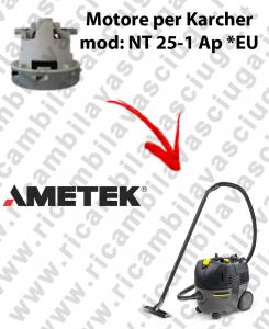 NT 25-1 Ap * EU  Motore de aspiración AMETEK para aspiradora KERCHER