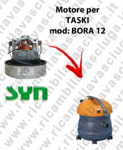 BORA 12 MOTORE SYNCLEAN di aspirazione para aspiradora TASKI