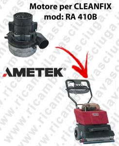 RA 410B Motore de aspiración Ametek Italia  para fregadora CLEANFIX