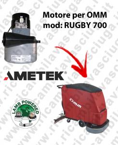 RUGBY 700 Motore de aspiración LAMB AMETEK para fregadora OMM