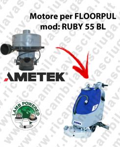 RUBY 55 BL Motore de aspiración LAMB AMETEK para fregadora FLOORPUL