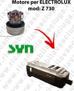 Z 730 automatic MOTORE SYN aspirazione para aspiradora ELECTROLUX