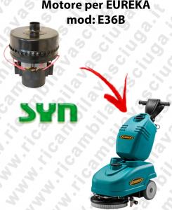 E36B Motore de aspiración SYN para fregadora EUREKA
