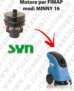 MINNY 16 Motore de aspiración SYN para fregadora FIMAP