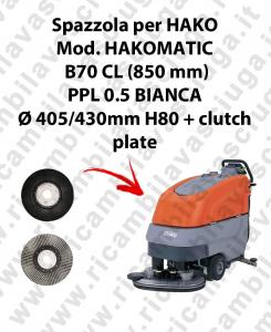 CEPILLO DE LAVADO  para fregadora HAKO modelo HAKOMATIC B70 CL (850mm)
